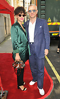 Rachel Mariam and Martin Freeman at the South Bank Sky Arts Awards 2021, The Savoy Hotel, the Strand, on Monday 19 July 2021, in London, England, UK. <br /> CAP/CAN<br /> ©CAN/Capital Pictures