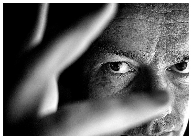 Feelgood feature......Hypnotist, Brian Colbert pictured here at his clinic in Dublin. Pic. Robbie Reynolds.