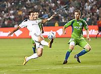 Los Angeles Galaxy vs Seattle Sounders FC July 04 2010