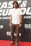 Gelete Nieto during the photocall for the 'Fast & Furious 9' Madrid Premiere. June 17, 2021. (ALTERPHOTOS/Acero)