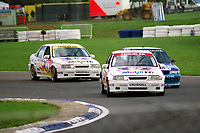 1992 British Touring Car Championship #2 John Cleland (GBR). Vauxhall Sport. Vauxhall Cavalier GSi.