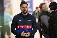 WIENER NEUSTADT, AUSTRIA - : Sebastian Lletget, of the United States during a game between  at Stadion Wiener Neustadt on ,  in Wiener Neustadt, Austria.