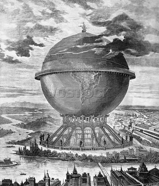 M. Palacio's Design for a Colossal Monument in Memory of Christopher Columbus Artist Unknown