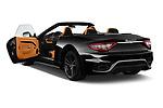 Car images of 2019 Maserati Gran-Cabrio Sport 2 Door Convertible Doors