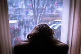 Pro EU Demonstrationen in Kiew, in der besetzten Cityhall, Stimmung in Kiew nach Tagen der Proteste 05.12.2013 /  Pro European demonstrations in Kiev