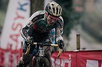 Mauro Schmid (SUI/U23)<br /> <br /> U23 Men's race<br /> UCI CX World Cup Namur / Belgium 2017