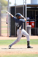 Robert Rodriguez, Seattle Mariners 2010 minor league spring training..Photo by:  Bill Mitchell/Four Seam Images.