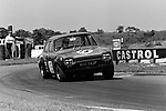 John Fitzpatrick, British touring cars Croft 1969.