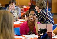 PS Upper School Senior Dinner 2010-11