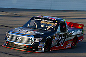 NASCAR Camping World Truck Series<br /> M&M's 200 presented by Casey's General Store<br /> Iowa Speedway, Newton, IA USA<br /> Friday 23 June 2017<br /> Ben Rhodes, Safelite Auto Glass Toyota Tundra<br /> World Copyright: Brett Moist<br /> LAT Images