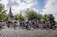 up the cobbles<br /> <br /> Heylen Vastgoed Heistse Pijl 2021 (BEL)<br /> One day race from Vosselaar to Heist-op-den-Berg (BEL/193km)<br /> <br /> ©kramon