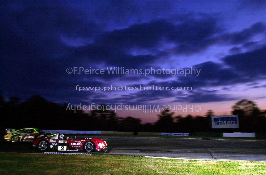 Petit Le Mans, Road Atlanta, Brazelton,GA,USA .30 September,2000  copyright©F.Peirce Williams 2000.Johnny O'Connell in the #2 Panoz LMP Roadster..