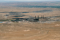 Four Corners coal power plant. Aug 16, 2014. 812615