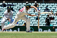 10th January 2021; Sydney Cricket Ground, Sydney, New South Wales, Australia; International Test Cricket, Third Test Day Four, Australia versus India; Cameron Green of Australia batting during play