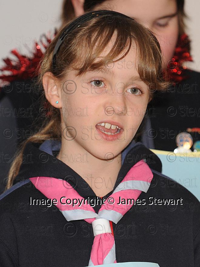 14/12/2010   Copyright  Pic : Lisa Ferguson / JSP.013_christmas_seminar_2010  .::  FALKIRK COUNCIL ::  LITTER STRATEGY :: CHRISTMAS SEMINAR 2010 :: LARBERT VILLAGE PRIMARY BROWNIES SING CAROLS ::.