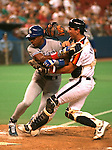 The Play at the Plate