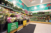 The Flower Shop section