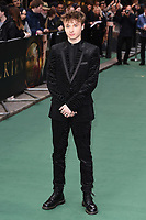 """Ty Tennant<br /> arriving for the """"TOLKIEN"""" premiere at the Curzon Mayfair, London<br /> <br /> ©Ash Knotek  D3499  29/04/2019"""