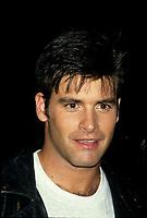 Montreal (Qc) CANADA - 1992 File Photo-<br /> <br /> Singer Roch Vosine <br /> <br /> -Photo (c)  Images Distribution