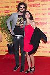 05.07.2012. Premier in Cine de Verano de La Bombilla of the film ´Carmina o Revienta´ with Paco León, Maria León and Carmina Barrios. In the image Juan Ajenjo (Alterphotos/Marta Gonzalez)