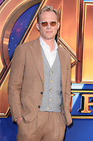 """Paul Bettany<br /> arriving for the """"Avengers: Infinity War"""" fan event at the London Television Studios, London<br /> <br /> ©Ash Knotek  D3393  08/04/2018"""