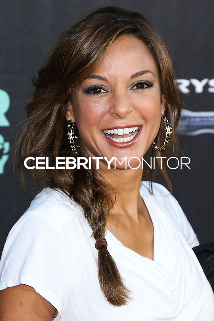 HOLLYWOOD, LOS ANGELES, CA, USA - OCTOBER 06: Eva LaRue, Kaya McKenna Callahan arrives at the World Premiere Of Disney's 'Alexander And The Terrible, Horrible, No Good, Very Bad Day' held at the El Capitan Theatre on October 6, 2014 in Hollywood, Los Angeles, California, United States. (Photo by Xavier Collin/Celebrity Monitor)