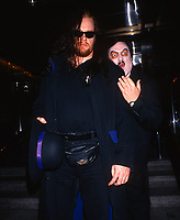 Undertaker & Paul Bearer 1995<br /> Photo By John Barrett/PHOTOlink