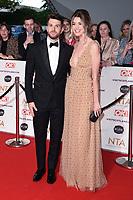 Joel Dommett<br /> arriving for the National Television Awards 2021, O2 Arena, London<br /> <br /> ©Ash Knotek  D3572  09/09/2021