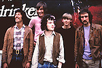 Fleetwood Mac 1968 Peter Green, Mick Fleetwood, Jeremy Spemce, Danny Kirwan, John McVie<br /> © Chris Walter