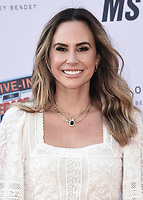 PASADENA, CA - JUNE 4:  Kelltie Knight at the 28th Annual Race to Erase MS Drive-In Gala at The Rose Bowl in Pasadena, Friday, June 4, 2021 (Photo by Scott Kirkland/PictureGroup)