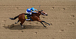 September 4, 2020: By My Standards, #6, ridden by jockey Gabriel Saez, wins the Alysheba on Kentucky Oaks Day. The races are being run without fans due to the coronavirus pandemic that has gripped the world and nation for much of the year, with only essential personnel, media and ownership connections allowed to attend at Churchill Downs in Louisville, Kentucky. John Voorhees/Eclipse Sportswire/CSM