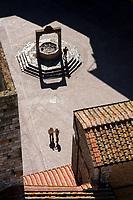 San Gimignano, Toscana, Italy, May 2014.