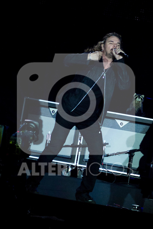 30.06.2012. Concert ´Maná´ during Rock in Rio Festival 2012 in Madrid. (Alterphotos/Marta Gonzalez)
