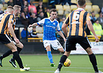 East Fife v St Johnstone…29.07.17… Bayview… Pre-Season Friendly<br />Stefan Scougall is surounded by East Fife defenders<br />Picture by Graeme Hart.<br />Copyright Perthshire Picture Agency<br />Tel: 01738 623350  Mobile: 07990 594431