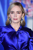 """Emily Blunt<br /> arriving for the """"Mary Poppins Returns"""" premiere at the Royal Albert Hall, London<br /> <br /> ©Ash Knotek  D3467  12/12/2018"""