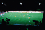Portman Road, Ipswich Town c1997. TV cameras overlooking match. (Exact date tbc). Photo by Tony Davis