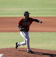 Julio Frias - 2020 AIL Diamondbacks (Bill Mitchell)