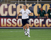 Meghan Schnur. The USWNT defeated Sweden, 3-0.