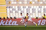 Sardar Azmoun of Iran (L) celebrates scoring the second goal during the AFC Asian Cup UAE 2019 Group D match between Vietnam (VIE) and I.R. Iran (IRN) at Al Nahyan Stadium on 12 January 2019 in Abu Dhabi, United Arab Emirates. Photo by Marcio Rodrigo Machado / Power Sport Images