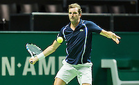 Rotterdam, The Netherlands, Februari 9, 2016,  ABNAMROWTT, Julien Benneteau (FRA)<br /> Photo: Tennisimages/Henk Koster