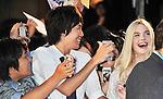 "Elle Fanning, Maleficent, June 23, 2014, Tokyo, Japan : Actress Elle Fanning attends Japan premiere for the film ""Maleficent"" in Tokyo, Japan, on June 23, 2014."