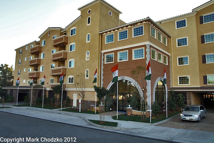 New home development for active seniors for Anastasi Development,