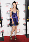 Roxane Mesquida attends the AFI Fest 2010 Screening of The King's Speech held at The Grauman's Chinese Theatre in Hollywood, California on November 05,2010                                                                               © 2010 Hollywood Press Agency