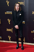 Ellen Page @ the 2016 Creative Arts Emmy Awards held @ the Microsoft theatre. September 11, 2016