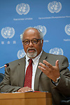 Press Briefing: Presentation of the 2018 Global Tuberculosis Report by the World Health Organization (WHO)<br /> <br /> Speakers:<br /> <br /> <br /> Amb. Eric Goosby, UN Special Envoy on Tuberculosis