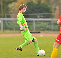SK Spermalie  : Jonathan Vandenauweele.foto VDB / BART VANDENBROUCKE