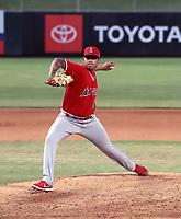 Leonard Garcia - 2021 Arizona League Angels (Bill Mitchell)