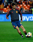 Spain's Marco Asensio during the Qualifiers - Group F to Euro 2020 football match between Spain and Norway on 23th March, 2019 in Valencia, Spain. (ALTERPHOTOS/Manu R.B.)