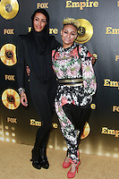 HOLLYWOOD, LOS ANGELES, CA, USA - JANUARY 06: AzMarie Livingston, Raven-Symone at the Los Angeles Premiere Of FOX's 'Empire' held at ArcLight Cinemas Cinerama Dome on January 6, 2015 in Hollywood, Los Angeles, California, United States. (Photo by David Acosta/Celebrity Monitor)