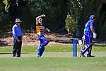 NELSON, NEW ZEALAND - Cricket: Tasman Premier League semi final, ACOB v Wanderers/ Motueka, Botanics. Saturday 20 Febuary 2021. Nelson New Zealand. (Photos by Barry Whitnall/Shuttersport Limited)